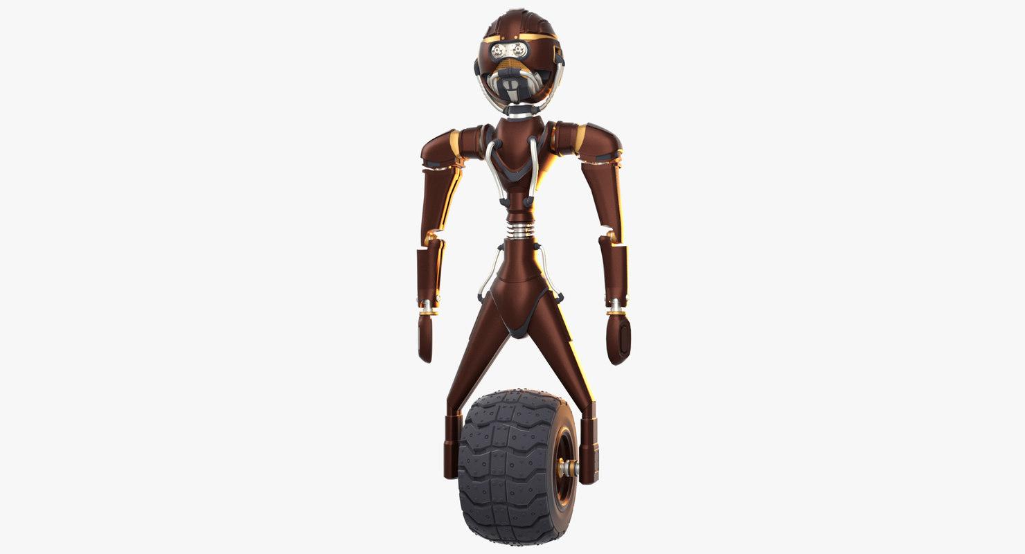 robot m2 3d x