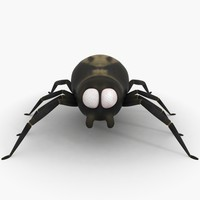 cartoon spider max