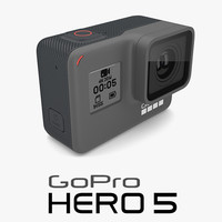 obj gopro hero 5