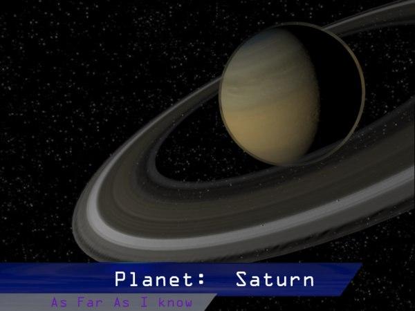 saturn 3d x