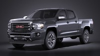 GMC Canyon Double Cab 2017