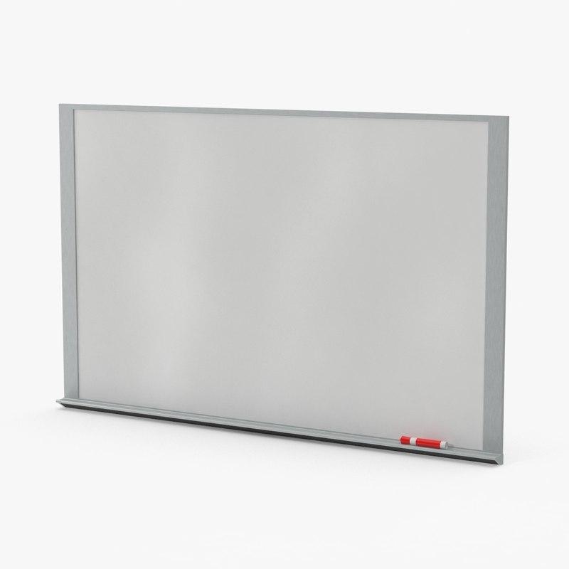 whiteboard white board max