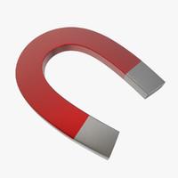 3d magnet model