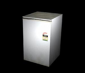 3d model bar fridge