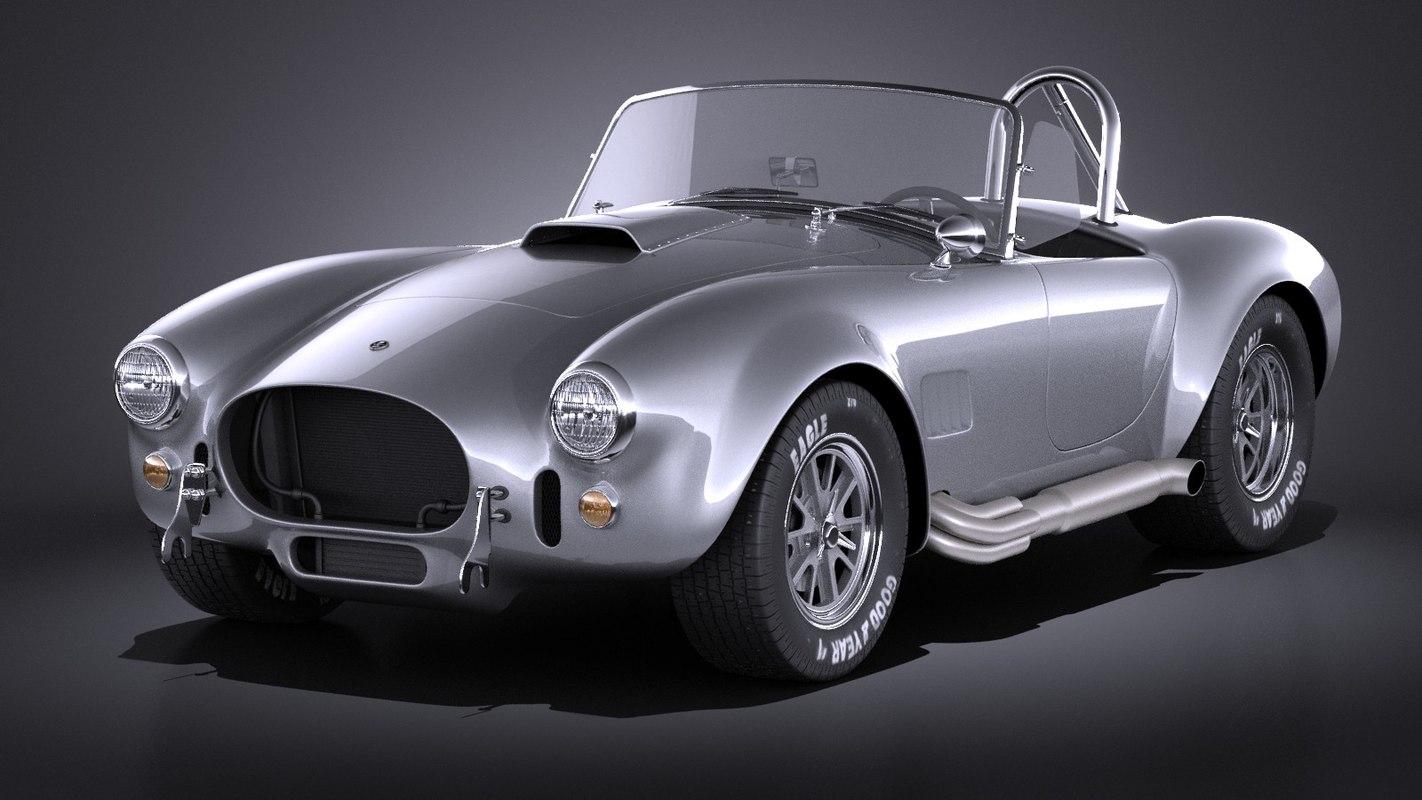 shelby cobra 1965 max