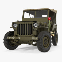 max jeep willys 1944 convertible