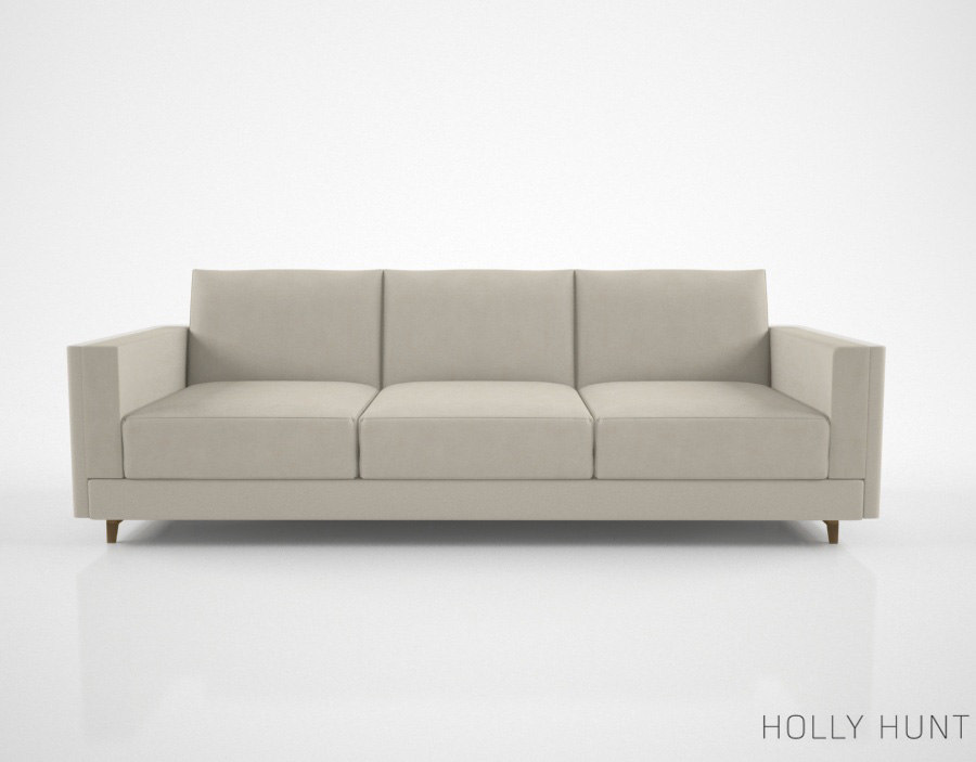 holly hunt surf sofa max