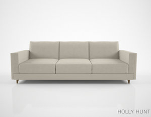 holly hunt surf sofa max