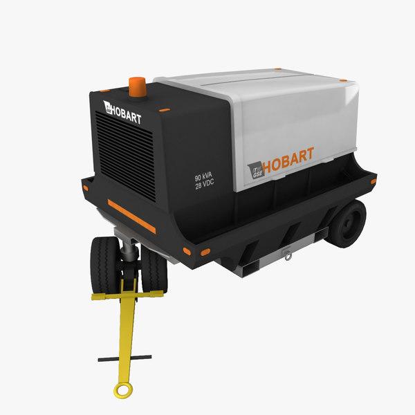 3d hobart 4400 ground power