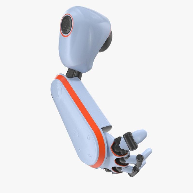 robot hand v2 max