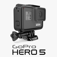GoPro Hero 5 + Camera Housing