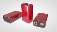 c4d 9v battery