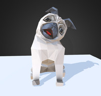 dog animations biped max