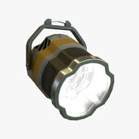 free max mode spotlight -