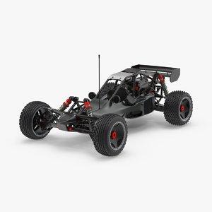 rc car 3d model