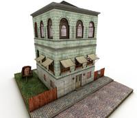 old anatolian stone house