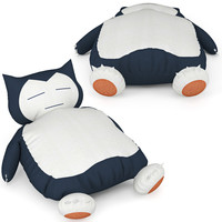 3d model giant snorlax bean