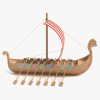 viking ship max