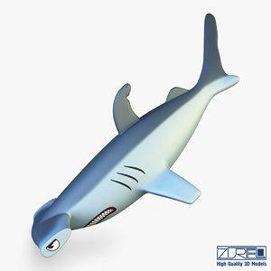 hammerhead shark v 1 max
