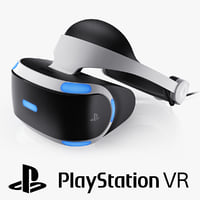 sony playstation vr headset 3ds