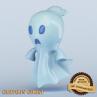 dxf ghost cartoon