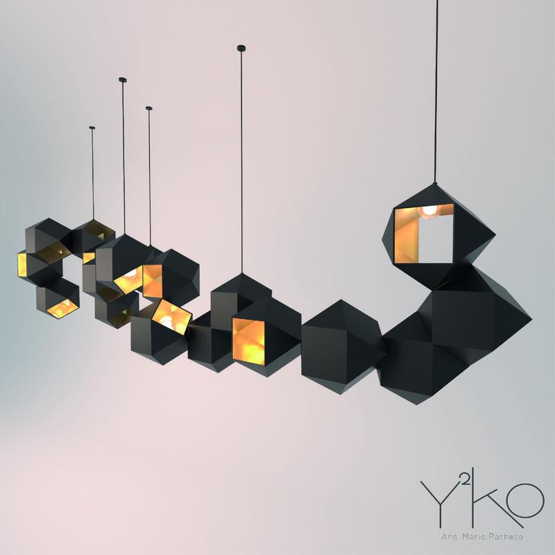 max modular lamp