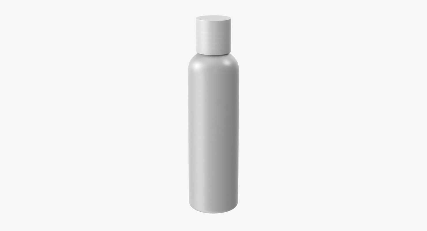 3d model cosmetic bottle