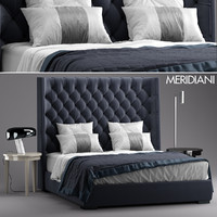 Meridiani TURMAN bed