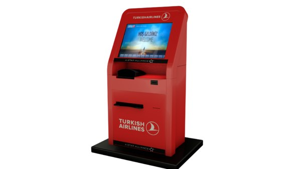 c4d kiosk turkish airlines