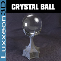 3d warlock crystal ball