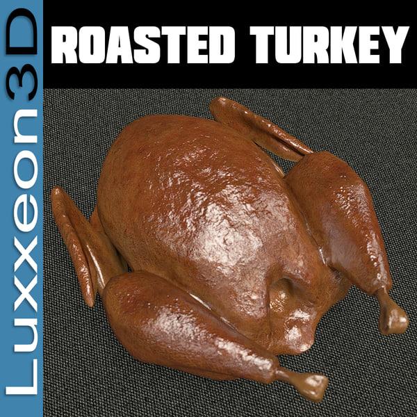 obj roasted turkey