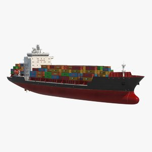 max container ship