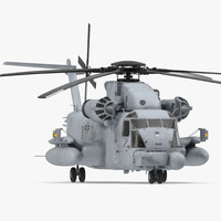 Sikorsky MH-53 Pave Low Usaf