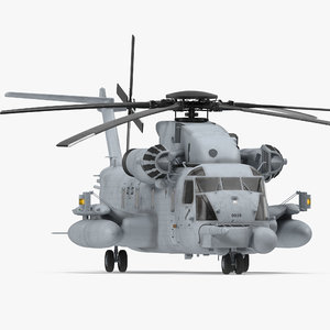 3d x sikorsky mh-53 pave usaf