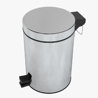 max ideal standard waste bin