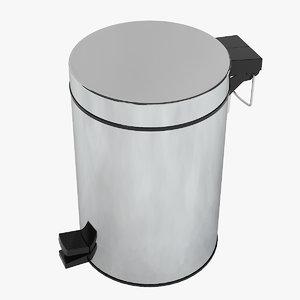 max ideal standard waste bin
