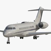 Global 6000 Jet