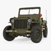 jeep willys 1944 ambulance max