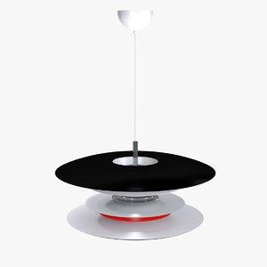 3d photoreal lamp diablo - model