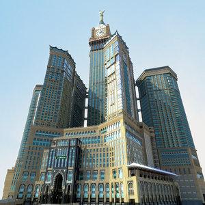 abraj mekkah clock max