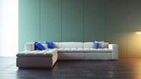 Modern Sofa - Italian Design