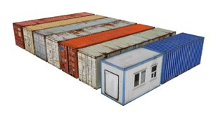 containers pack 3ds