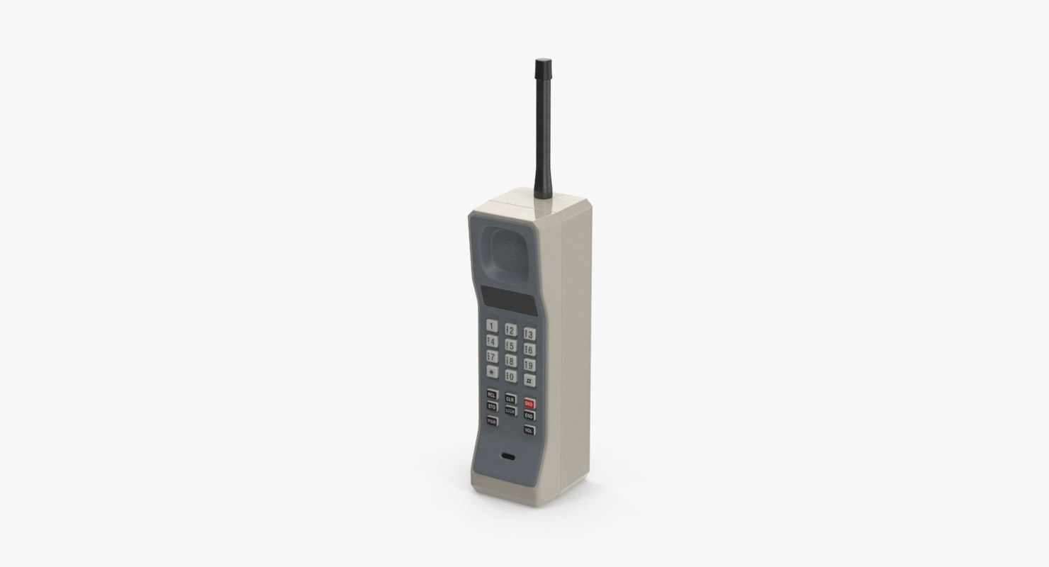 1980 s cell phone max