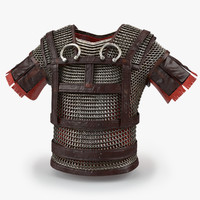 3d model chain mail