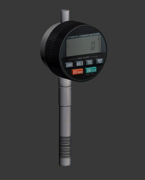 digital durometer max