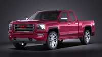 2017 gmc sierra 3d 3ds