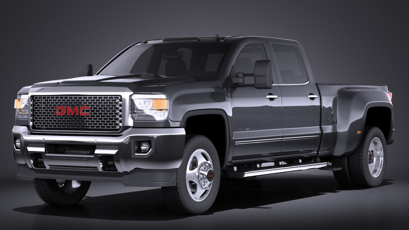 3ds 2017 gmc sierra