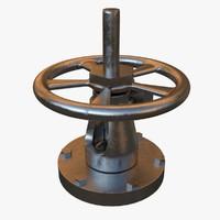 realistic steel crank ma