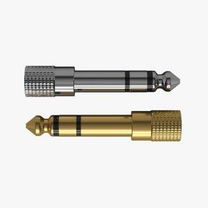 3d model 3 6 adapter jack