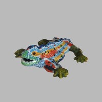 Lizard Fridge Magnet